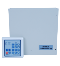8 Zone Alarm Control Panel with door chime